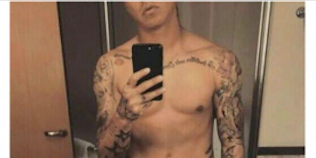 Futbolista publica atrevida foto y después se arrepiente