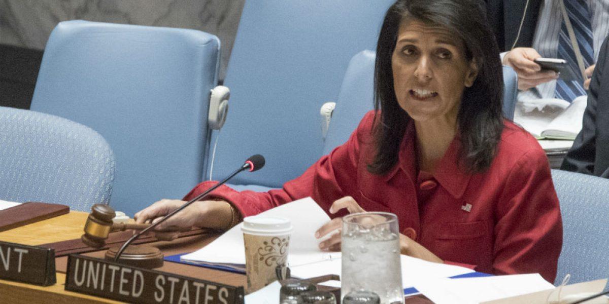 EU asegura ante ONU que volvería a atacar Siria