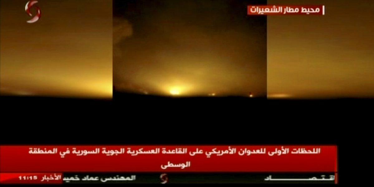 Consejo de Seguridad de la ONU sesiona tras bombardeo de EU a Siria