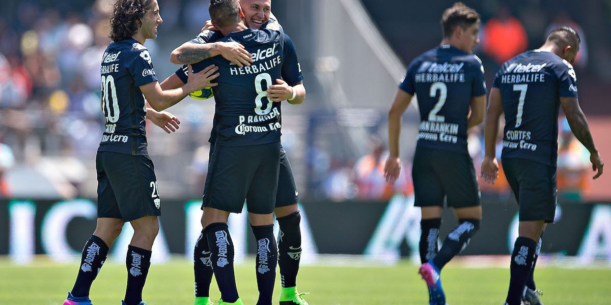 Pumas es el mejor equipo mexicano para la IFFHS; América, segundo