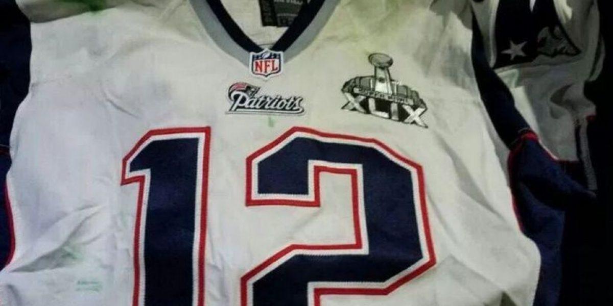 Anuncian destino de uno de los jerseys recuperados en México de Tom Brady