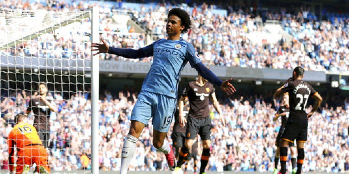 Triunfo del Manchester City lo coloca en puestos de Champions