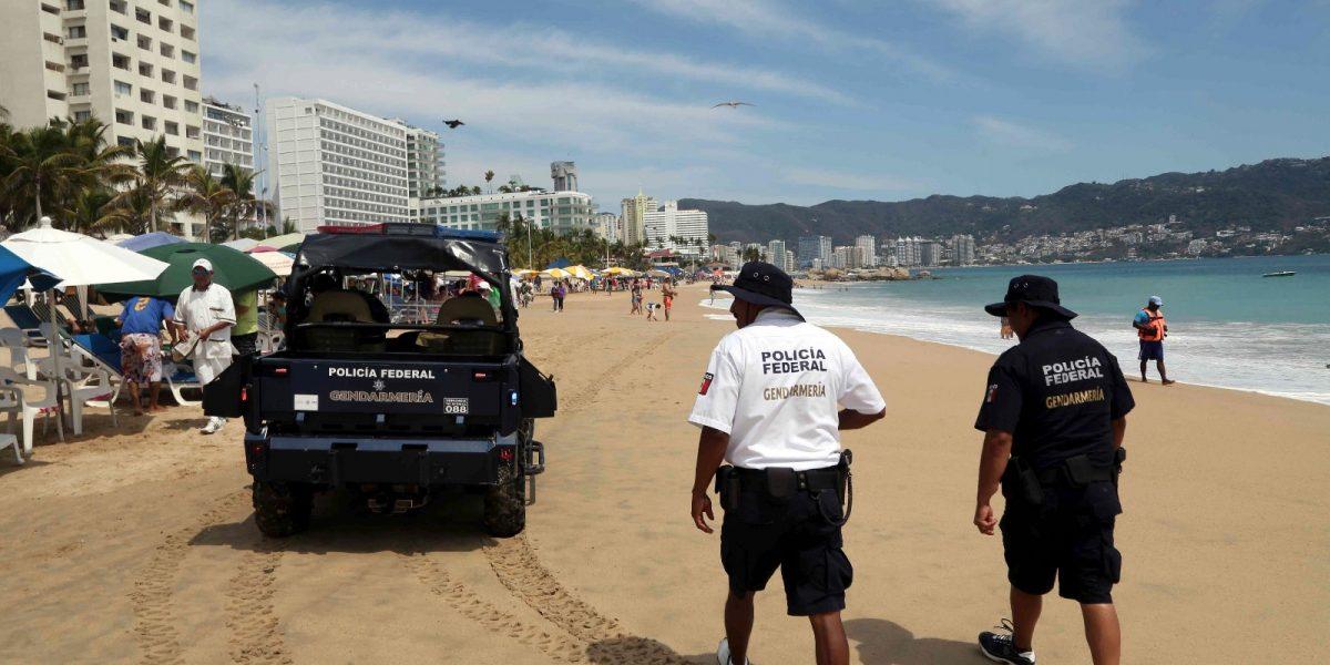 Despliegan operativo de seguridad por vacaciones de Semana Santa