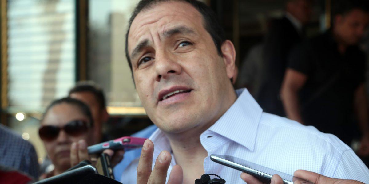 Cuauhtémoc Blanco niega haber ordenado muerte de empresario