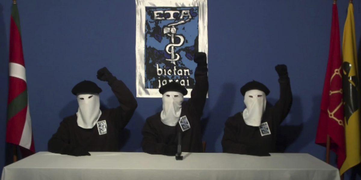 Policía francesa realiza operativo de desarme de ETA