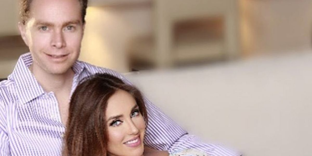 Anahí envía tierna felicitación a su esposo Manuel Velasco