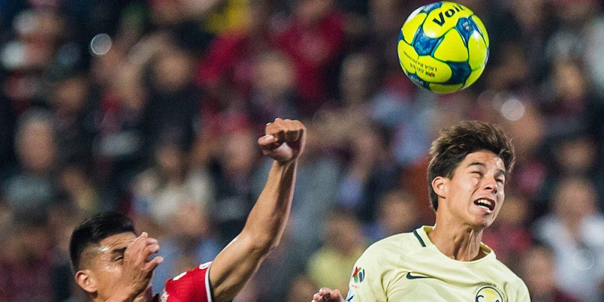 América y Xolos se conformaron con un empate a cero goles