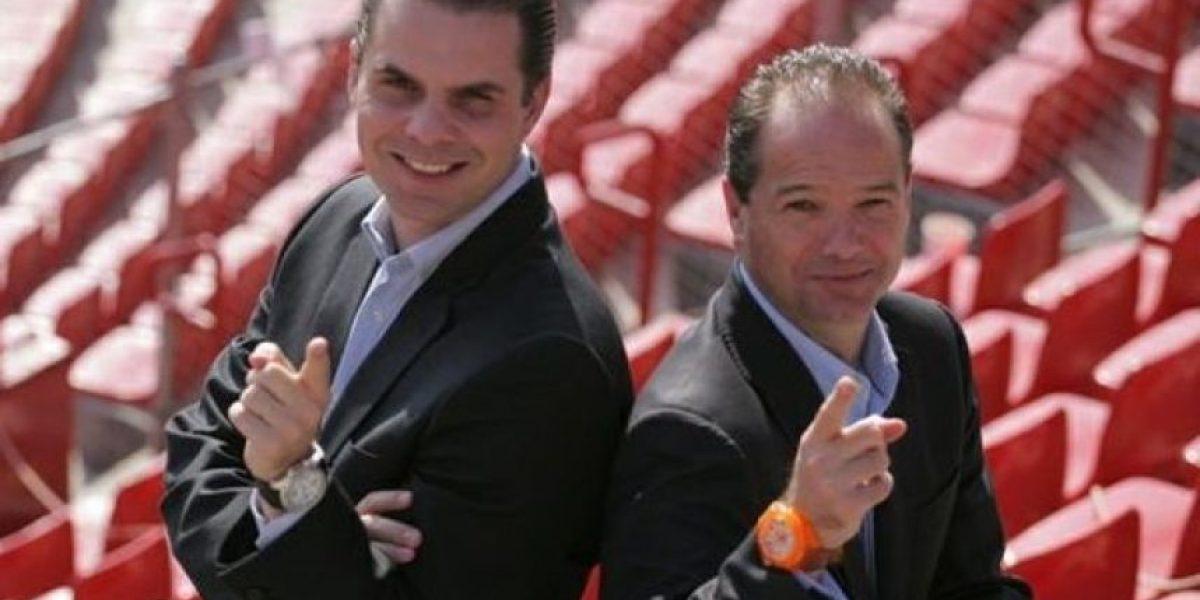 Luis García quiere a Chivas en TV Azteca; Higuera le responde