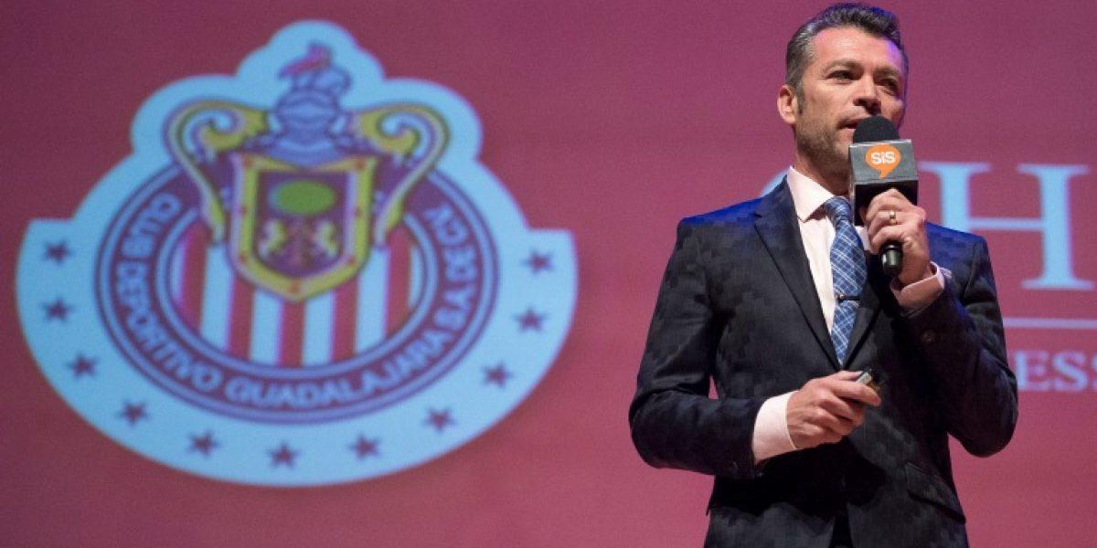 José Luis Higuera revela detalles de la negociación para el regreso de Chivas a la TV