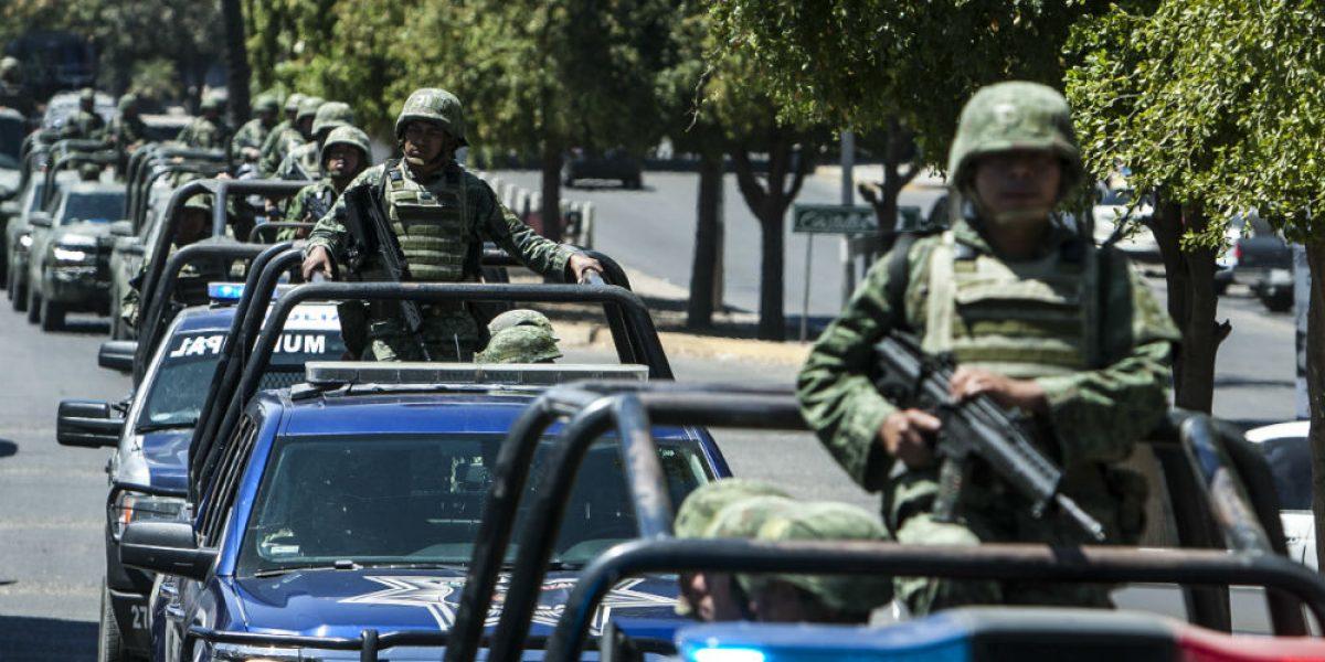Refuerza Policía Militar seguridad en Veracruz