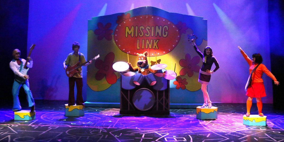 "Gana boletos para ""Scooby Doo: Misterios Musicales"""