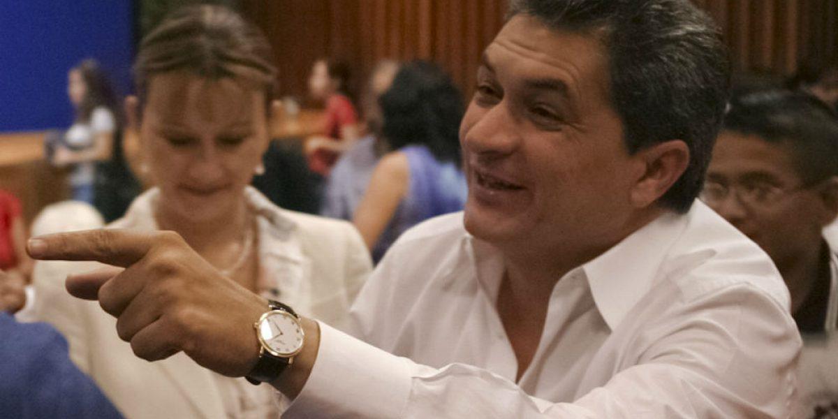 Detienen en Florencia a Tomás Yarrington, ex gobernador de Tamaulipas