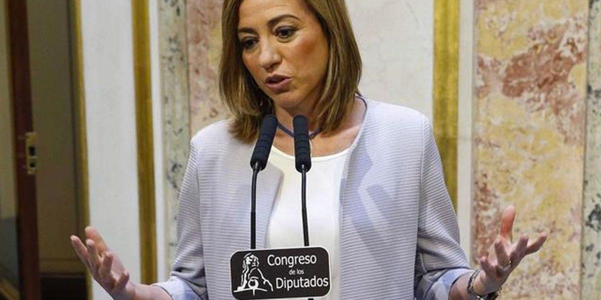 Sorprende muerte de Carme Chacón en España