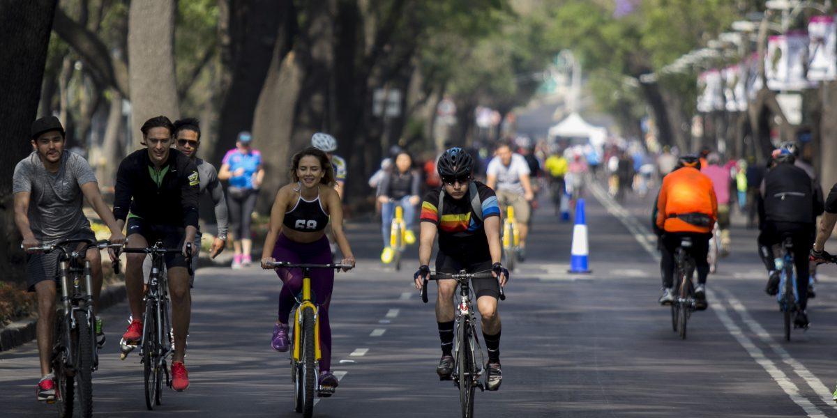 Cierran vialidades por eventos deportivos en la CDMX