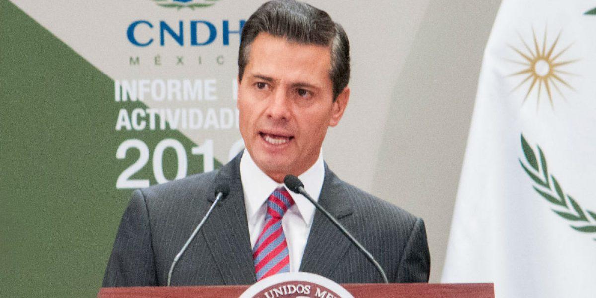 Peña Nieto se solidariza con Egipto tras ataques