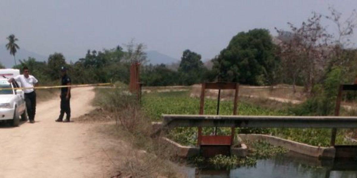 Muere menor de edad ahogado en canal de Oaxaca