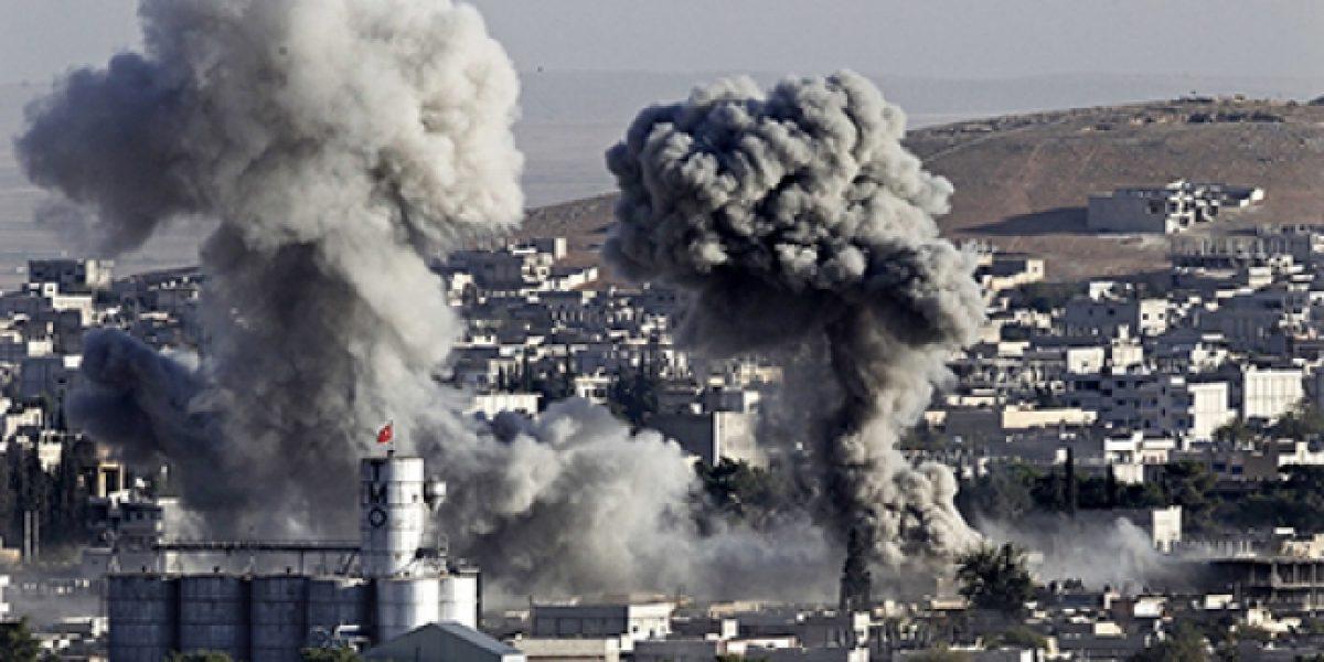 Esto es lo que pasa en Siria