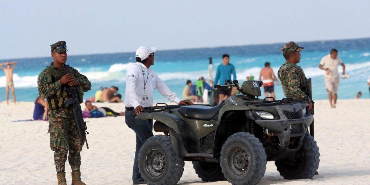 Gobierno trabaja en modelo de seguridad para centros turísticos