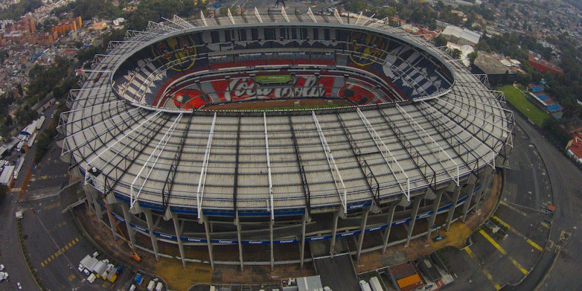 Estadios mexicanos que podrían ser sedes del Mundial 2026