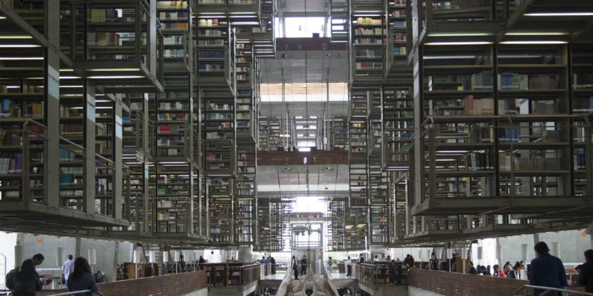 Biblioteca Vasconcelos anuncia cierre en Semana Santa