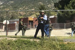 Aunque medios locales informan de cuatro muertos y dos heridos. Imagen Por: AP