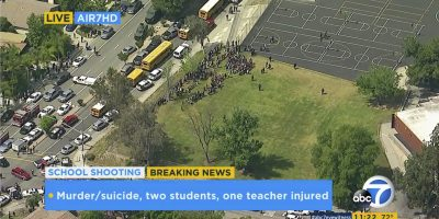 Se reportan dos fallecidos de manera oficial. Imagen Por: AP