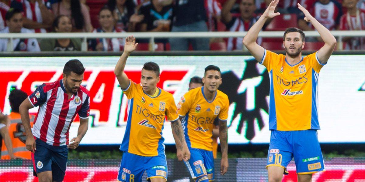 Saldará Tigres partido pendiente contra Chivas