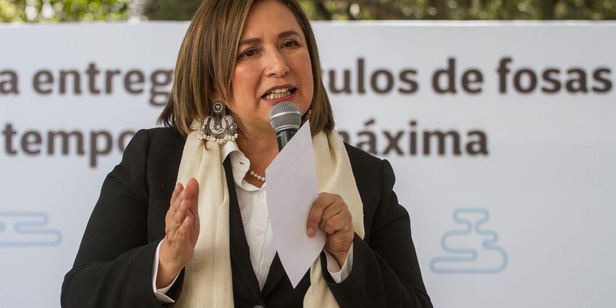 Se deslinda el PRI estatal de agresiones contra Xóchitl Gálvez