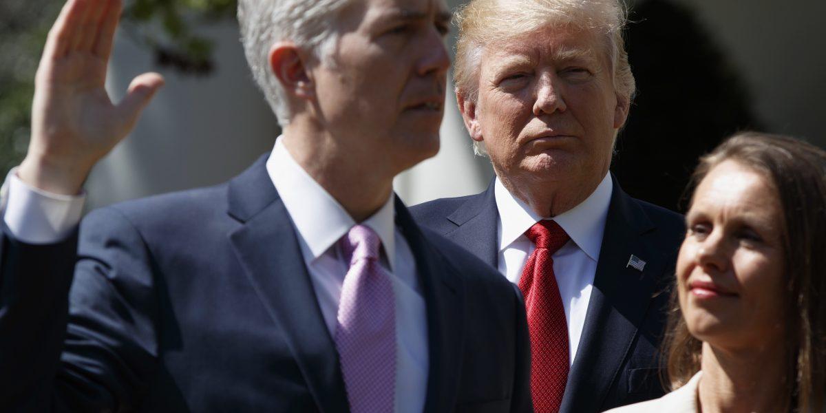 ¿Quién es Neil Gorsuch? El juez inquebrantable que prometió frenar a Trump