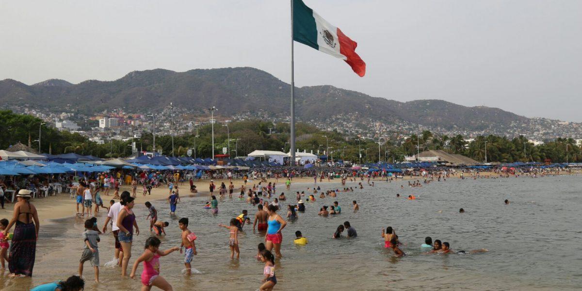 Guerrero registra 85% de ocupación hotelera al inicio de Semana Santa