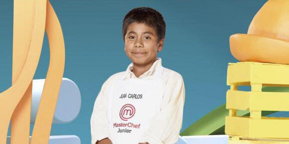 Fans de MasterChef Junior organizan marcha para que Juan Carlos regrese