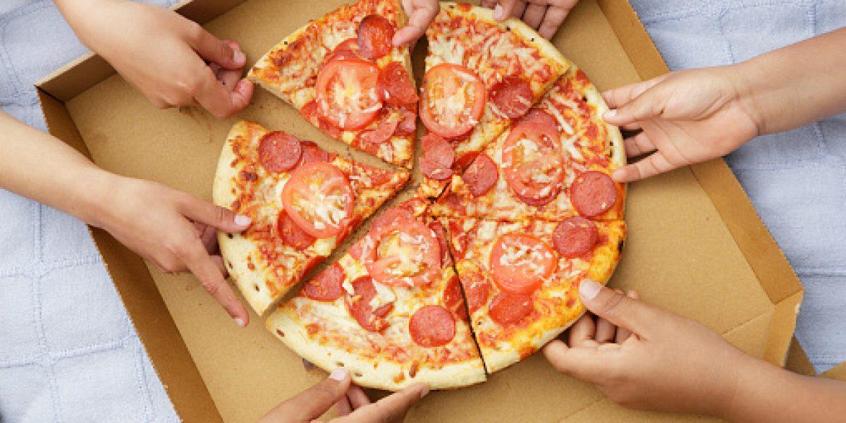 """La verdad detrás de la venta de pizzas """"canceladas"""""""