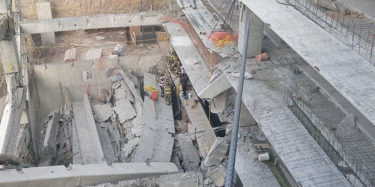 Investigan si derrumbe en Álvaro Obregón fue por fallas en estructura