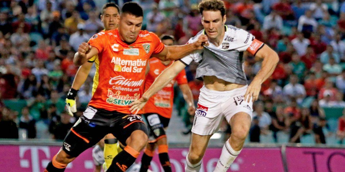 Chiapas empata y complica su camino en el descenso de la Liga MX