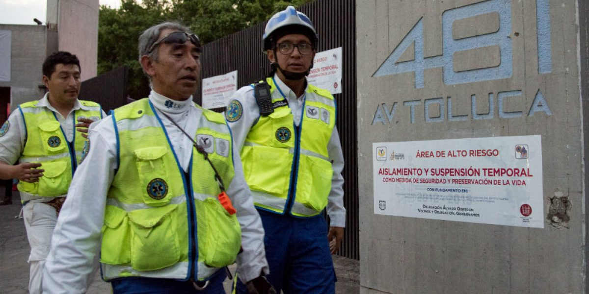 Vecinos de Álvaro Obregón alertaron desde 2015 sobre riesgos en obra colapsada