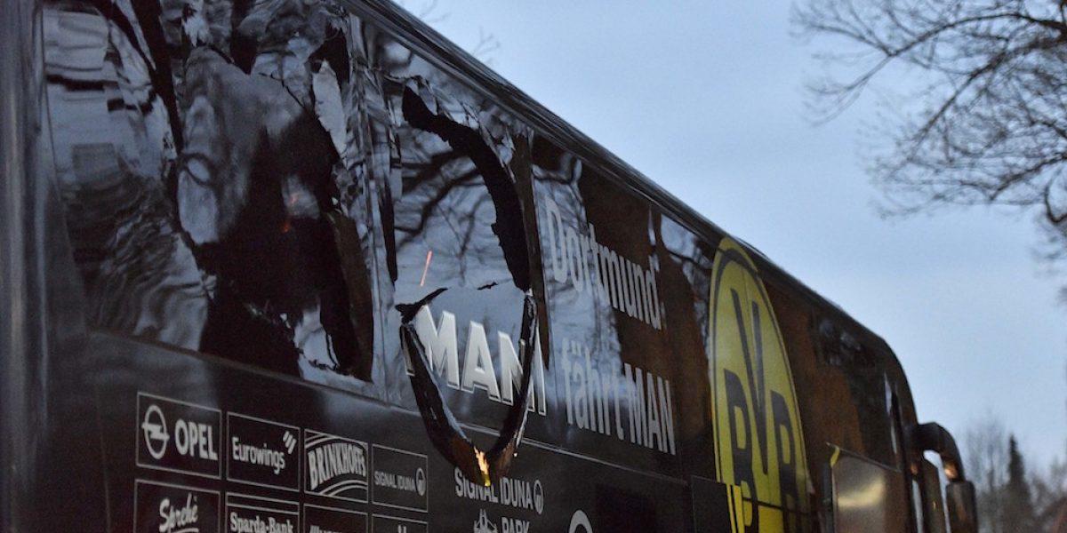 Explosiones en Dortmund: No hay indicios de que sea atentado terrorista