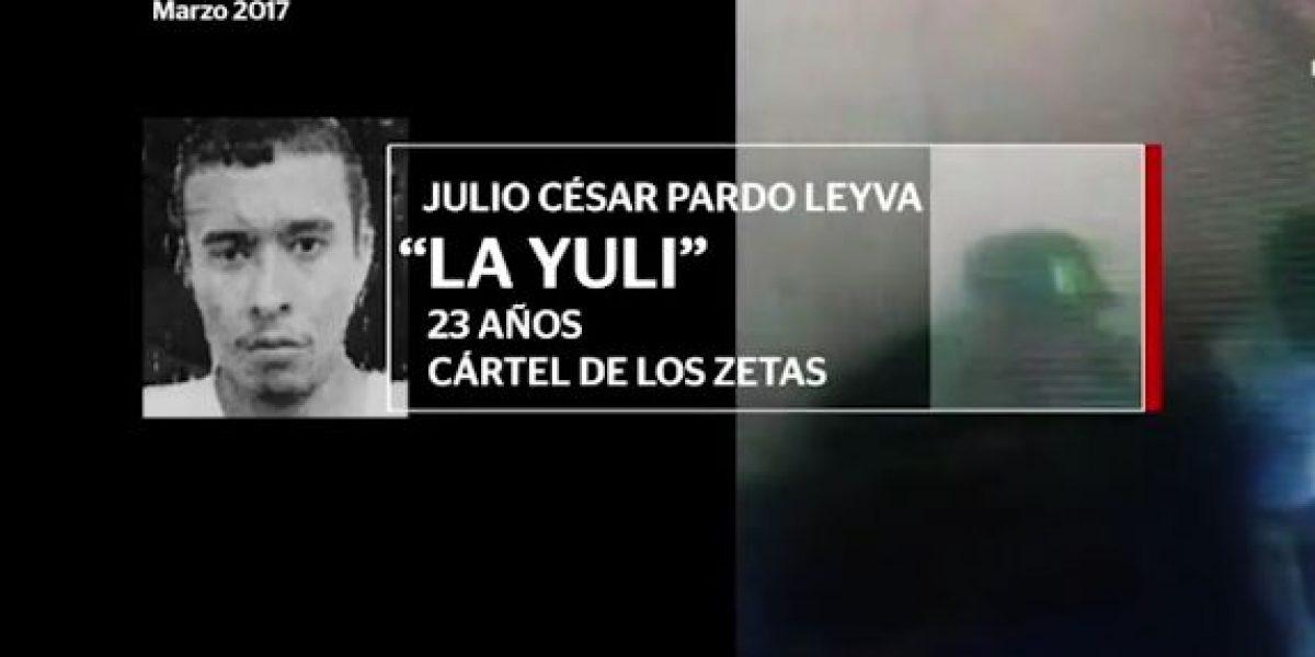 """Demanda """"La Yuli"""" a medios por señalarlo como líder de los Zetas en Topo Chico"""