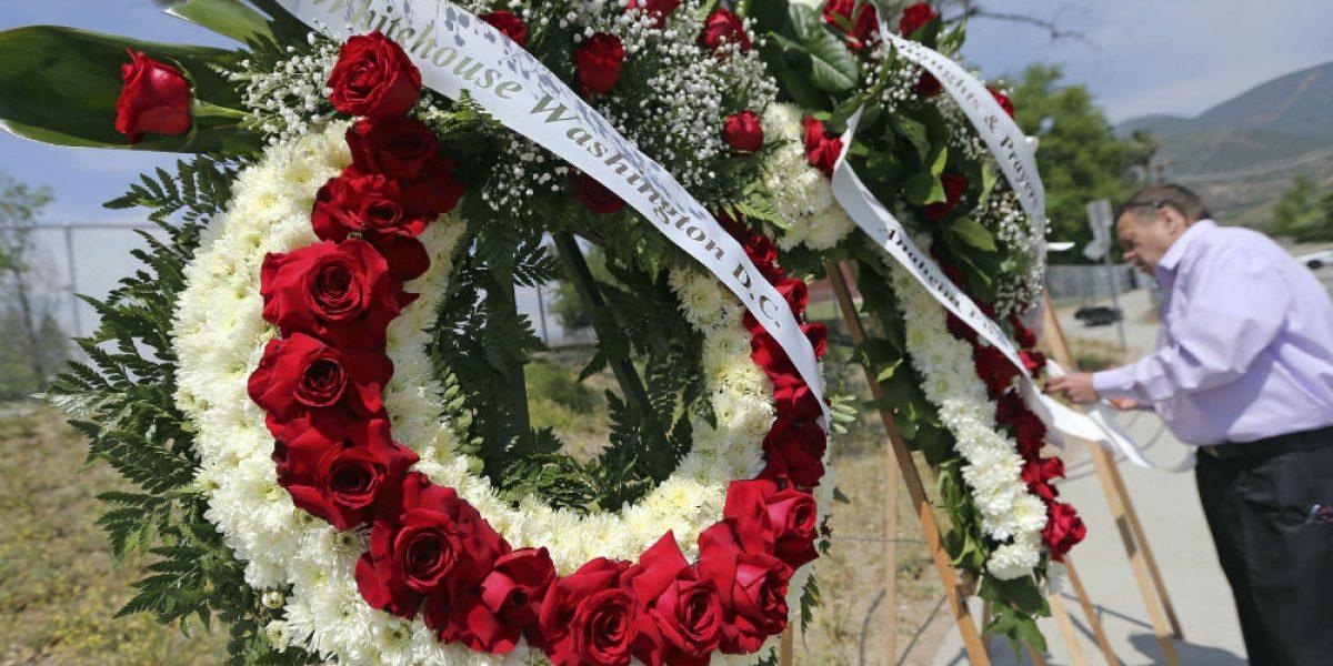Niño muerto por tiroteo en San Bernardino era mexicano: SRE