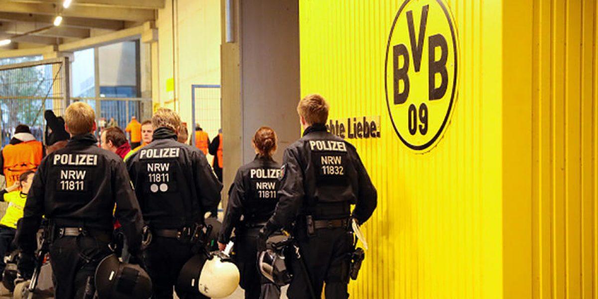 Explosiones fueron dirigidas contra el Dortmund: jefe de policía