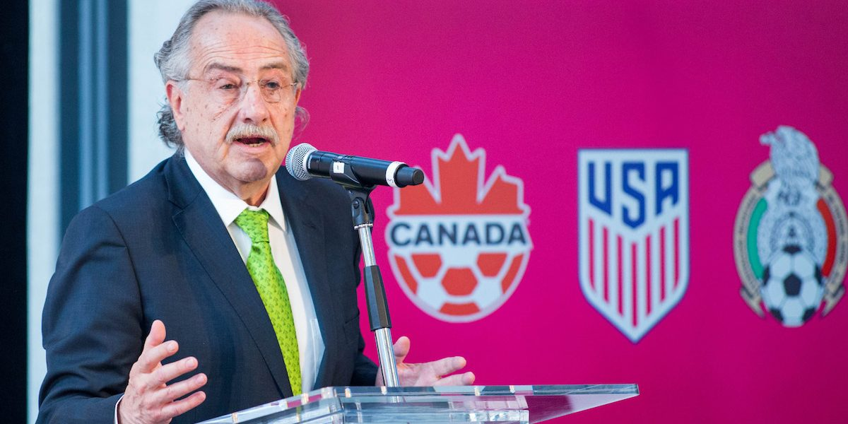 En Concacaf piden a FIFA que anuncie la sede para 2026 en 2018