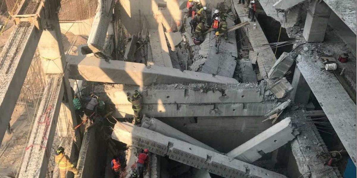 CDMX suma cuatro derrumbes en siete meses