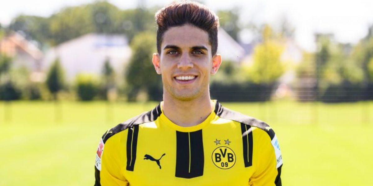 Marc Bartra jugador del Borussia resultó herido en explosión en Dortmund