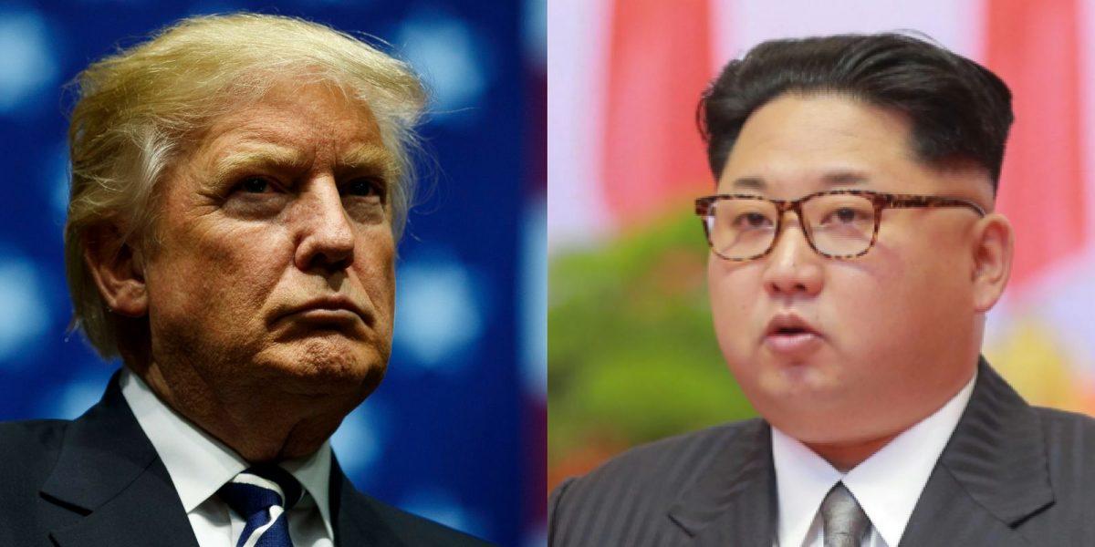 """""""Corea del Norte está buscando problemas"""": Donald Trump"""