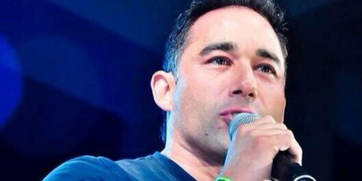 Revelan supuesta foto de Juan José Ulloa desnudo ex conductor de Televisa