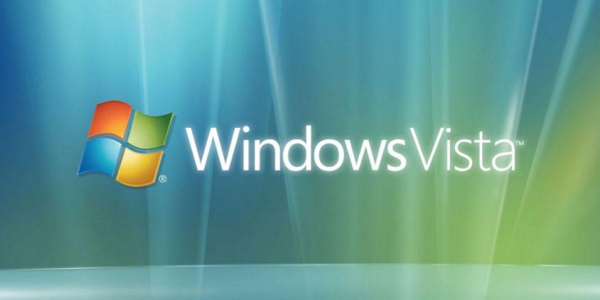 Microsoft finalmente dice adiós a Windows Vista