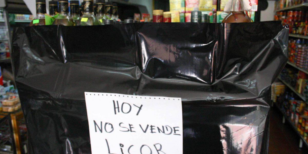 Ley Seca por Semana Santa, ahora en Xochimilco