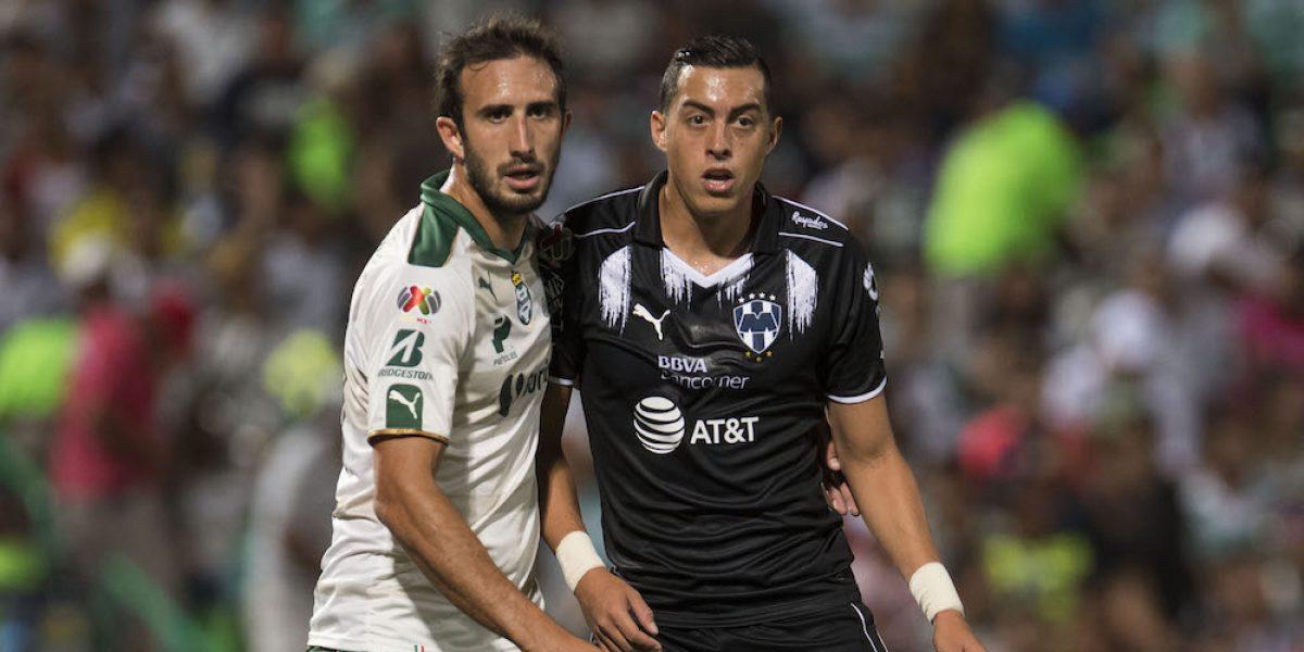 Santos deja escapar el triunfo tras remontada del Monterrey
