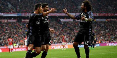 Madrid remonta y vence 2-1 a Bayern en Champions