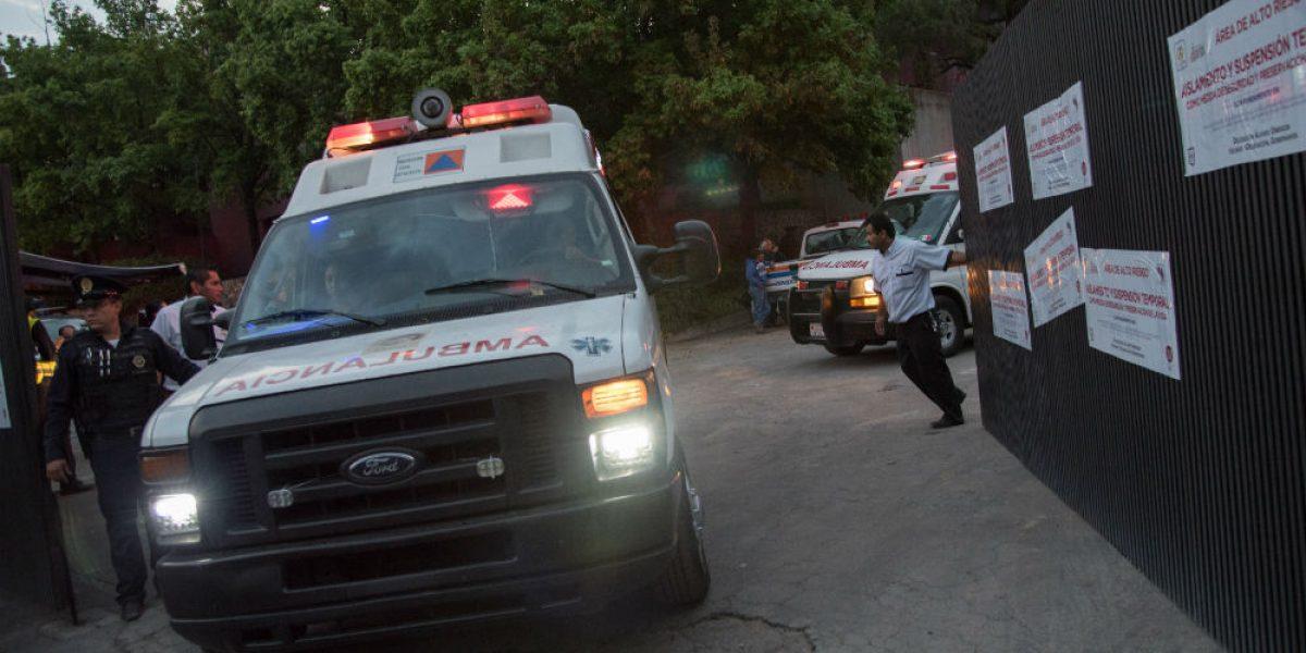 Identifican a 6 de los 7 fallecidos por derrumbe en Álvaro Obregón