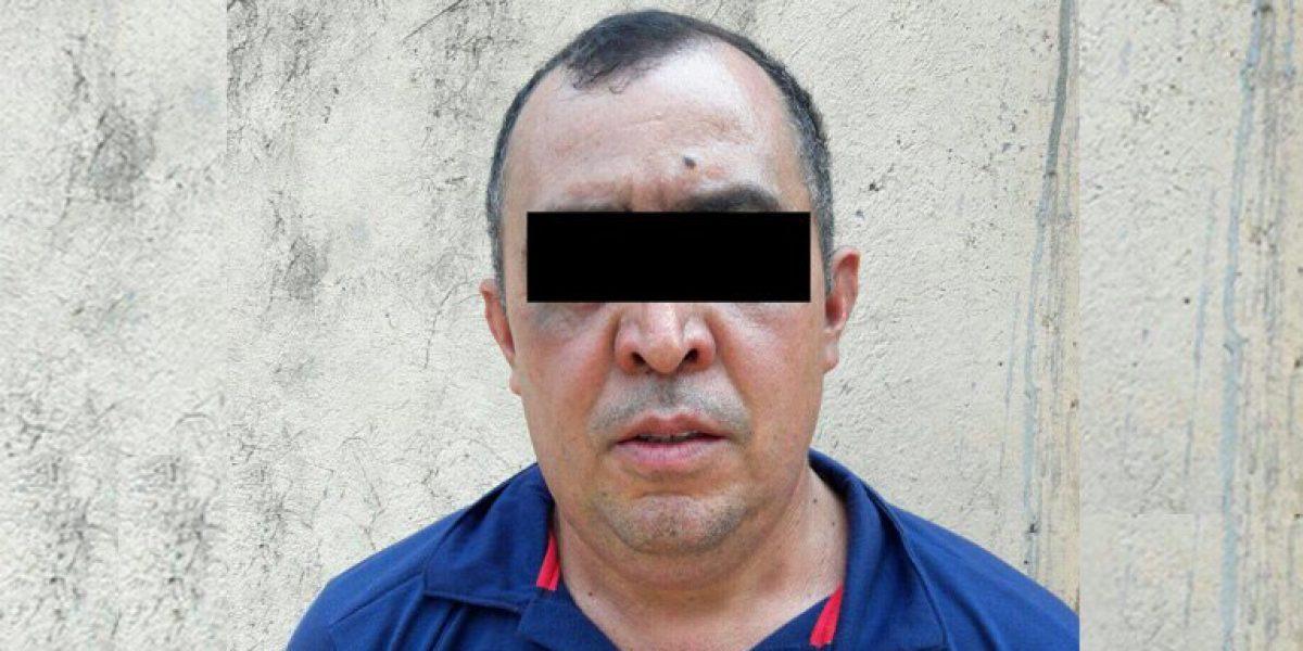 """Capturan a """"El Nene"""", jefe del grupo delictivo """"Los Granados"""" en Guerrero"""